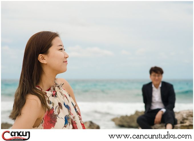 Basic Beach Session by Cancun Studios Photography - 004