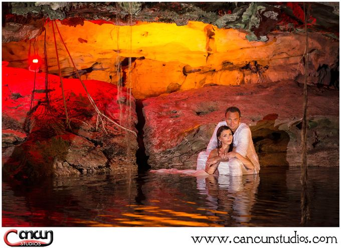 Underwater Cenote by Cancun Studios Photography - 016