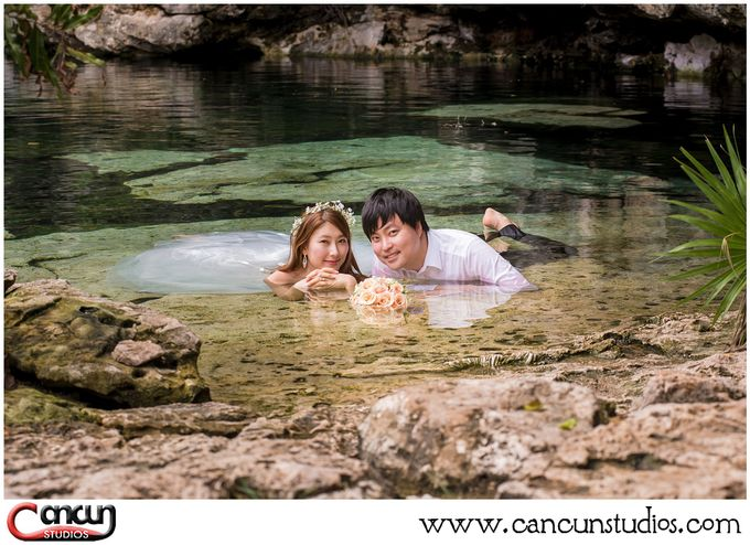 Underwater Cenote by Cancun Studios Photography - 030