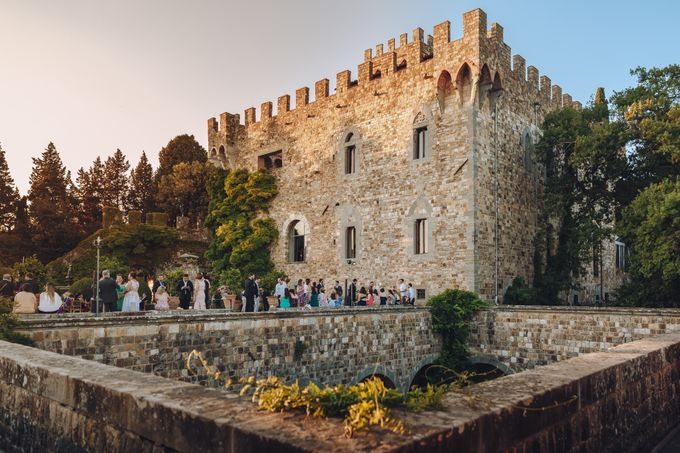 Wedding in a castle by C&G Wedding and Event Designer - 005