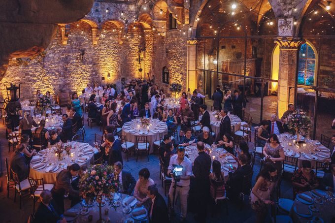 Wedding in a castle by C&G Wedding and Event Designer - 001