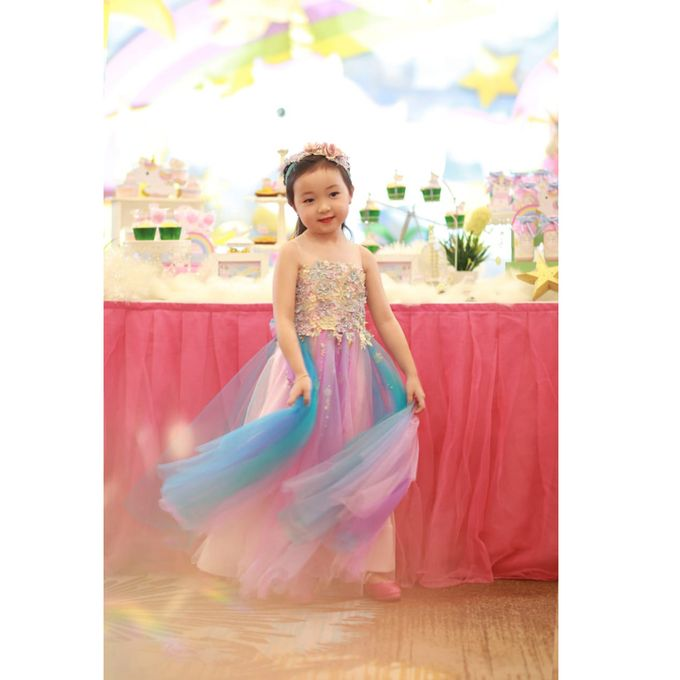 Kids Couture by Yenny Lee Bridal Couture - 002