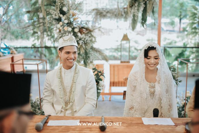 The Wedding Of Intan & Puja by Jakarta Souvenir - 023