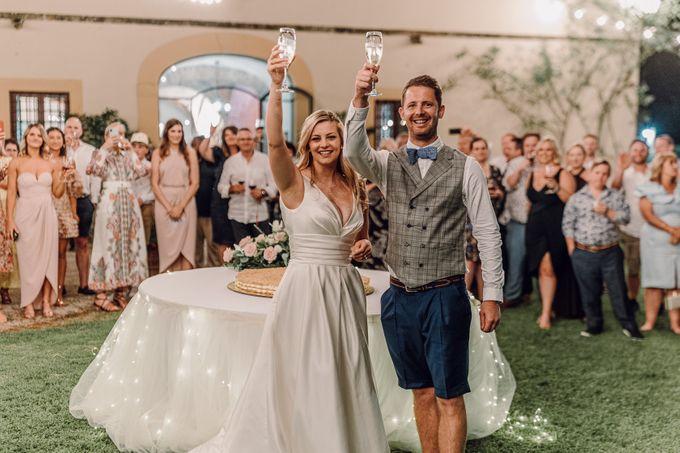 Australian wedding by La Bottega del Sogno - 020
