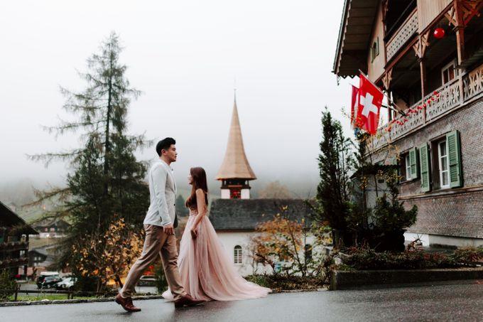 Switzerland | Daniel & Evelyn by JOHN HO PHOTOGRAPHY - 005
