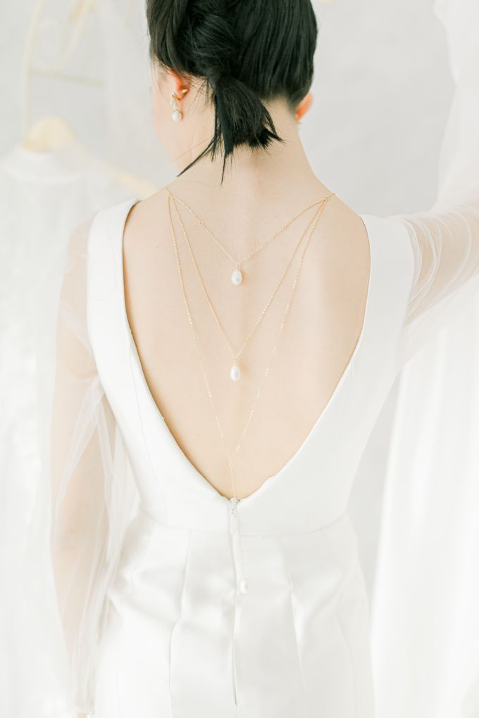 Romance with a Touch of Modern by NOMA Jewelry & Accessories - 027