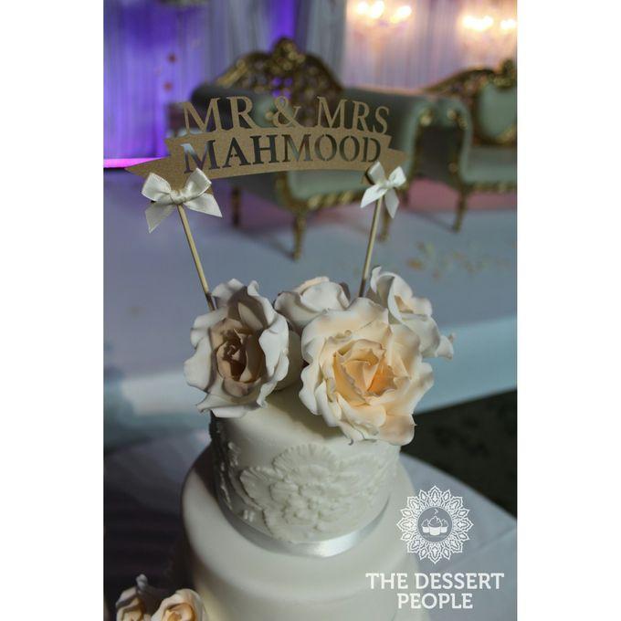 Wedding Dessert Inspiration  by The Dessert People - 001