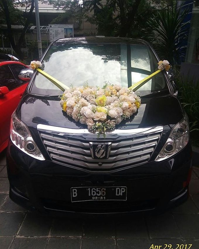 Wedding Car BK Rent Car by BKRENTCAR - 014