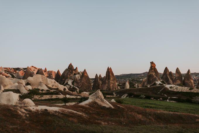 Elopement in Cappadocia by Phan Tien Photography - 001