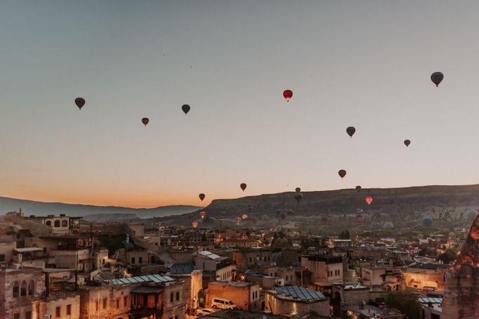 Elopement in Cappadocia by Phan Tien Photography - 002