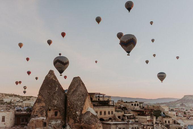 Elopement in Cappadocia by Phan Tien Photography - 004
