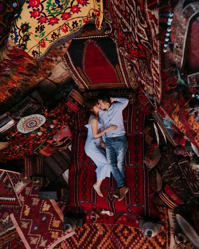 Elopement in Cappadocia by Phan Tien Photography - 007