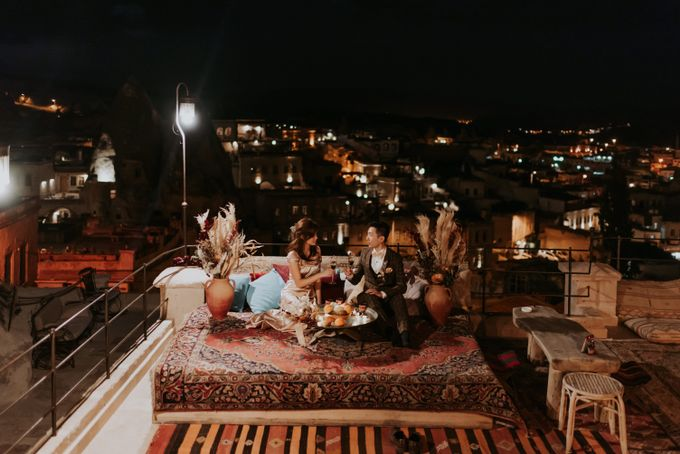 Elopement in Cappadocia by Phan Tien Photography - 026