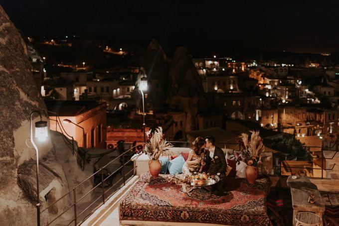 Elopement in Cappadocia by Phan Tien Photography - 027