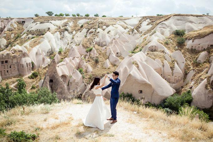 Cappadocia Pre-wedding by Nilüfer Nalbantoğlu - 005