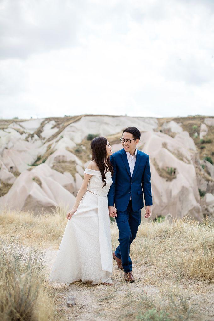 Cappadocia Pre-wedding by Nilüfer Nalbantoğlu - 008