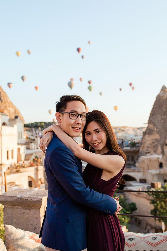 Cappadocia Pre-wedding by Nilüfer Nalbantoğlu - 012