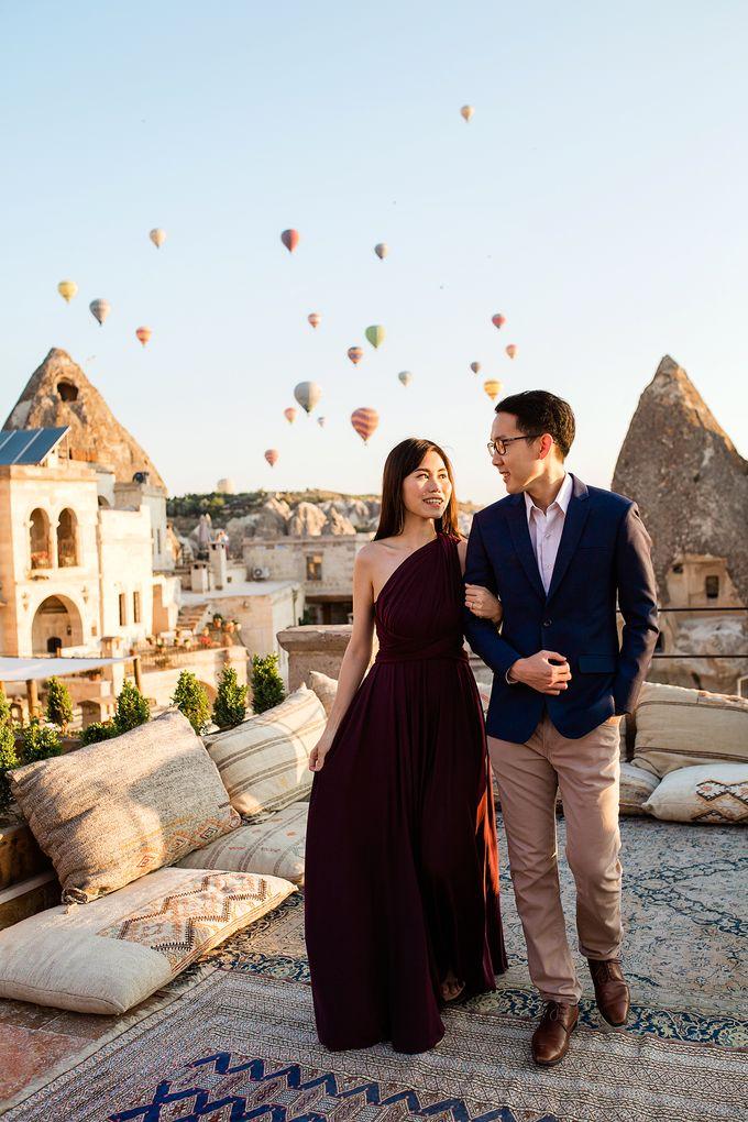 Cappadocia Pre-wedding by Nilüfer Nalbantoğlu - 014