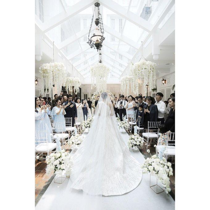Jin Ho and Vera Wedding by Isabella Wedding Organizer - 008