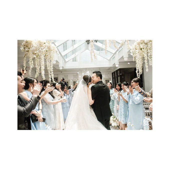 Jin Ho and Vera Wedding by Isabella Wedding Organizer - 007