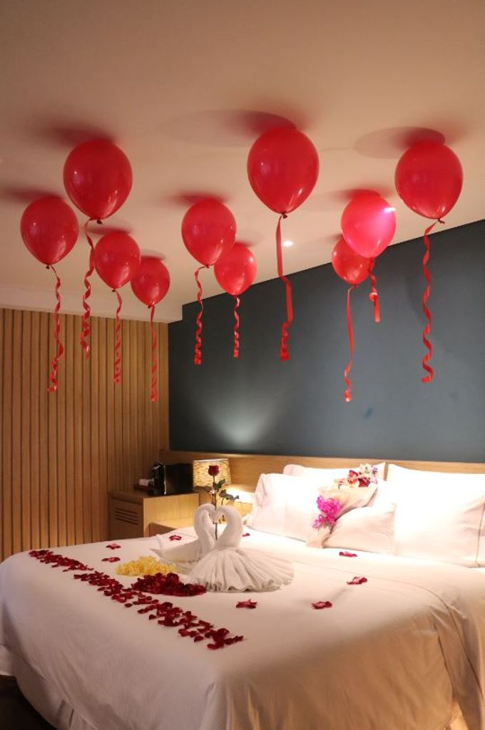 Honeymoon Decoration by Element by Westin Bali Ubud - 001