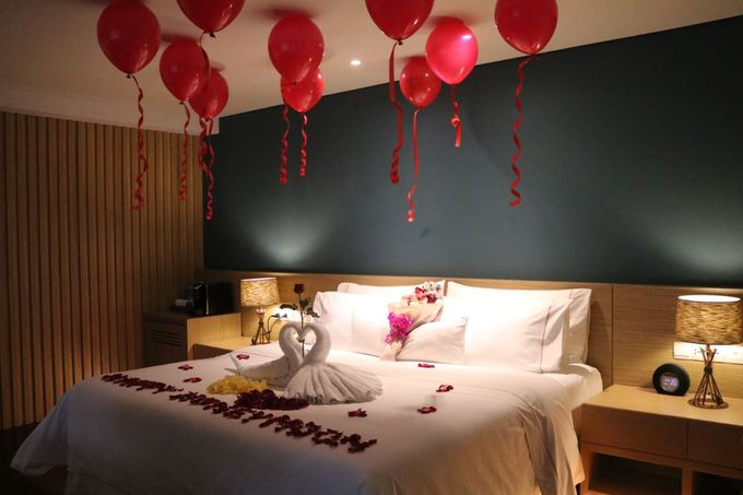 Honeymoon Decoration by Element by Westin Bali Ubud - 003
