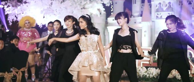 Dancers for Party of Vanessa Audy and Randy Martin by Canara Entertainment - 001