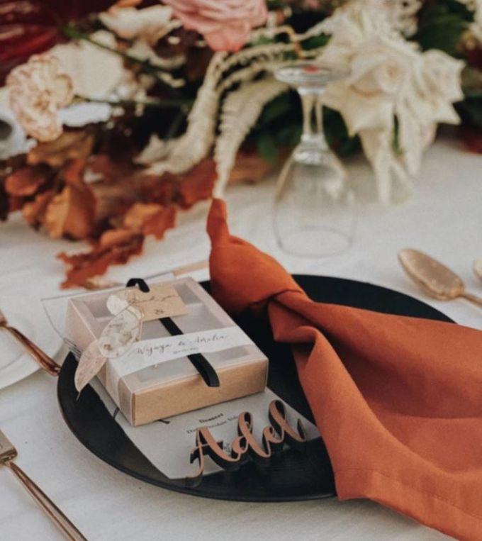 The Wedding of Wijaya & Amelia by é.clat - 001