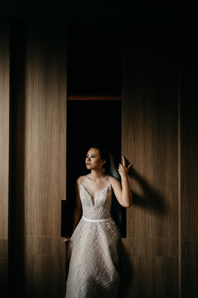 Wedding day : Ardi & Ella by CARA wedding - 007
