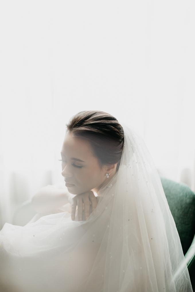 Wedding day : Ardi & Ella by CARA wedding - 009