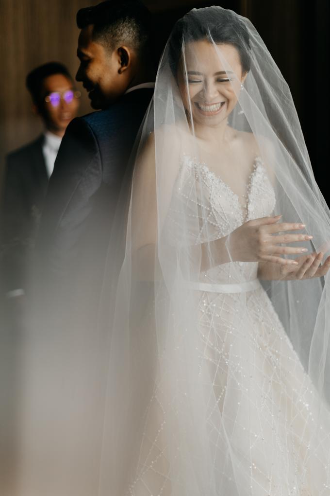 Wedding day : Ardi & Ella by CARA wedding - 014