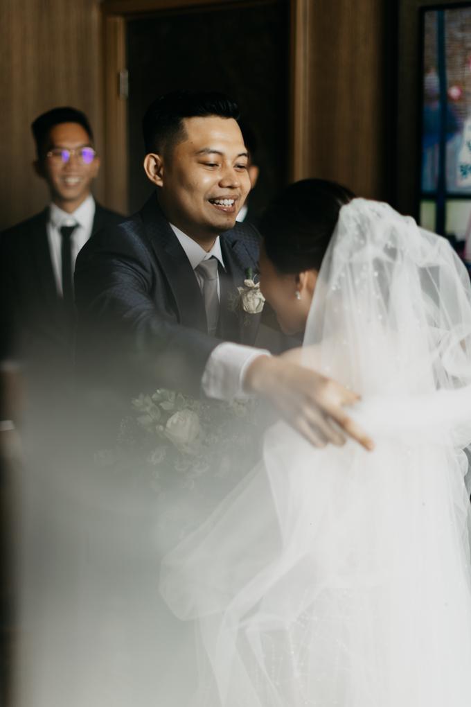 Wedding day : Ardi & Ella by CARA wedding - 015