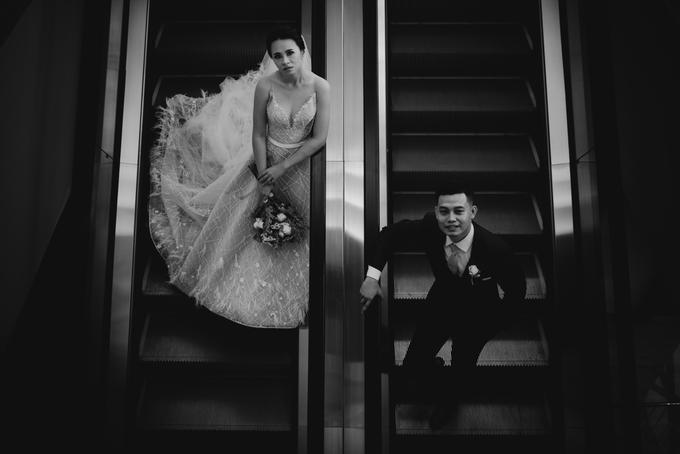 Wedding day : Ardi & Ella by CARA wedding - 018