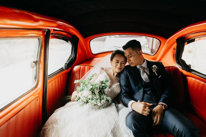 Wedding day : Ardi & Ella by CARA wedding - 019