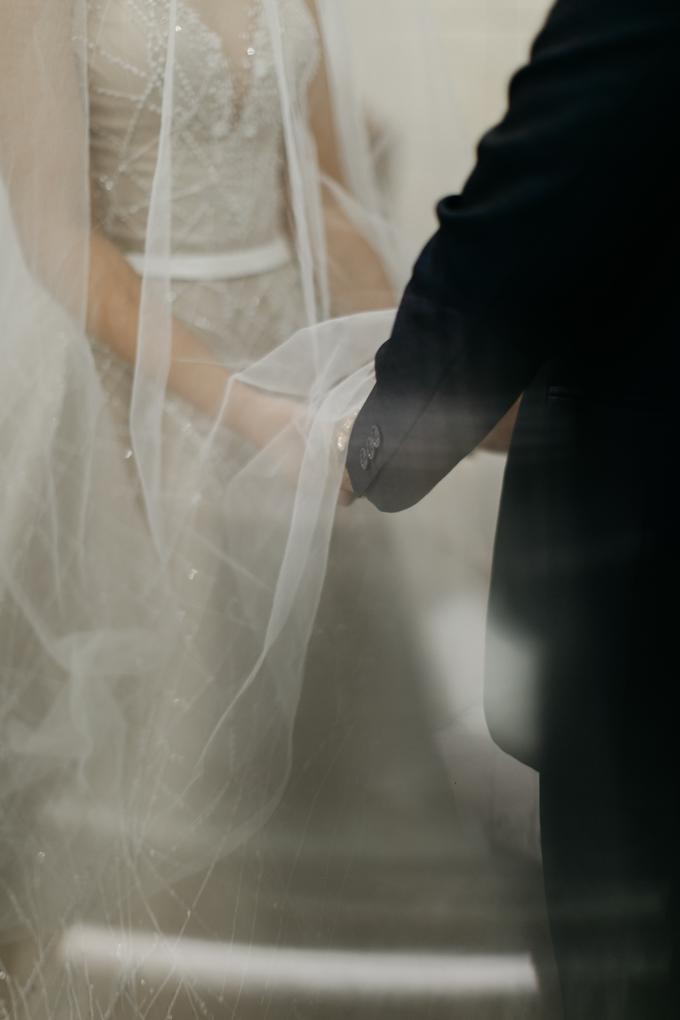 Wedding day : Ardi & Ella by CARA wedding - 021