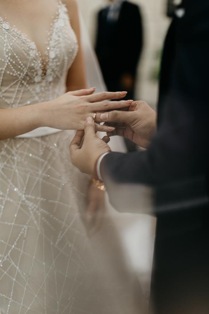 Wedding day : Ardi & Ella by CARA wedding - 022