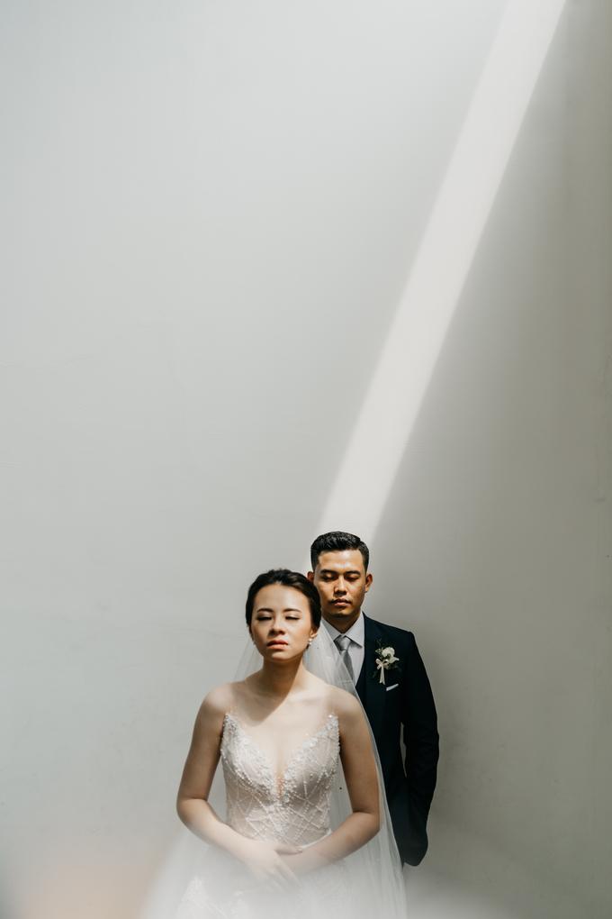 Wedding day : Ardi & Ella by CARA wedding - 023