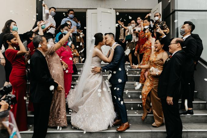 Wedding day : Ardi & Ella by CARA wedding - 024