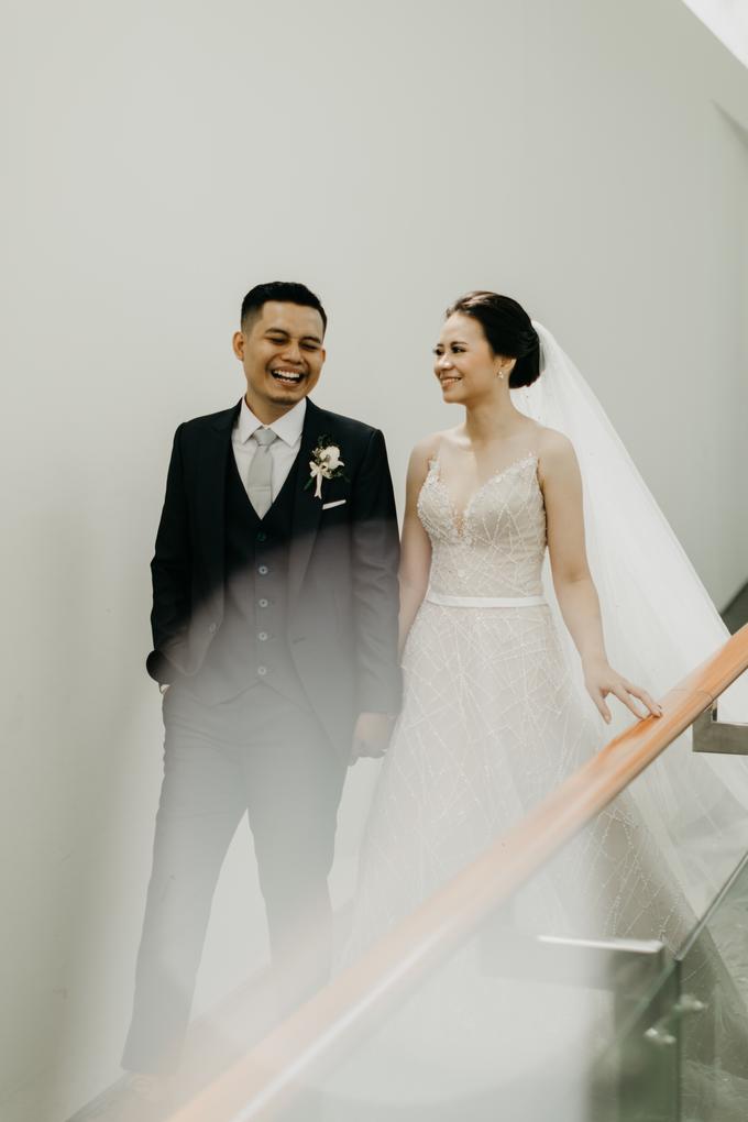 Wedding day : Ardi & Ella by CARA wedding - 026