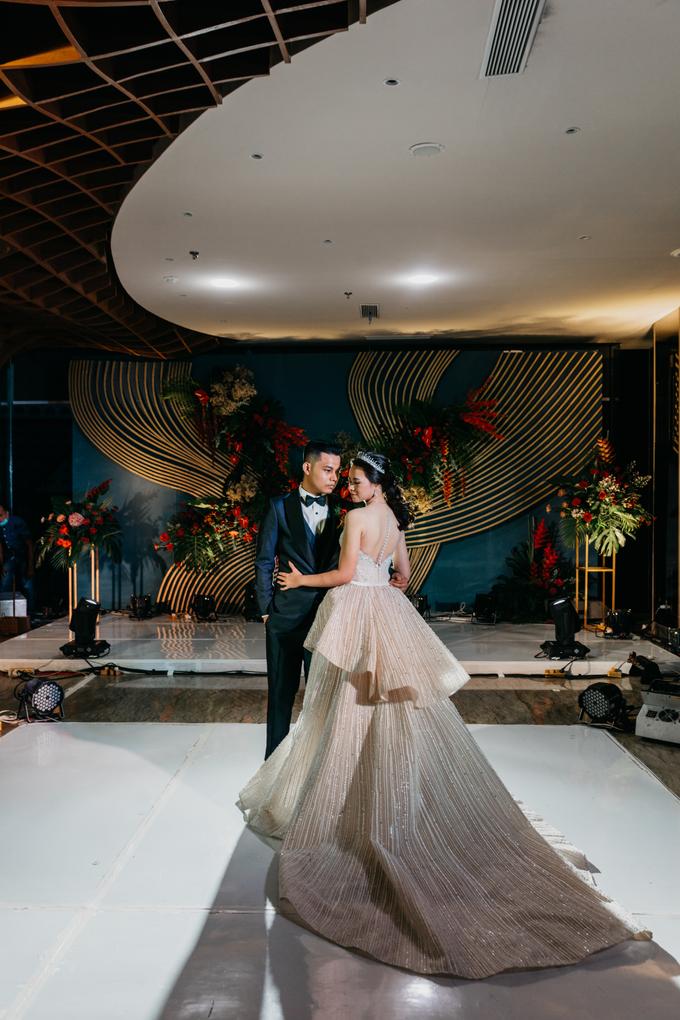 Wedding day : Ardi & Ella by CARA wedding - 029
