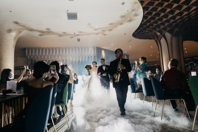 Wedding day : Ardi & Ella by CARA wedding - 030