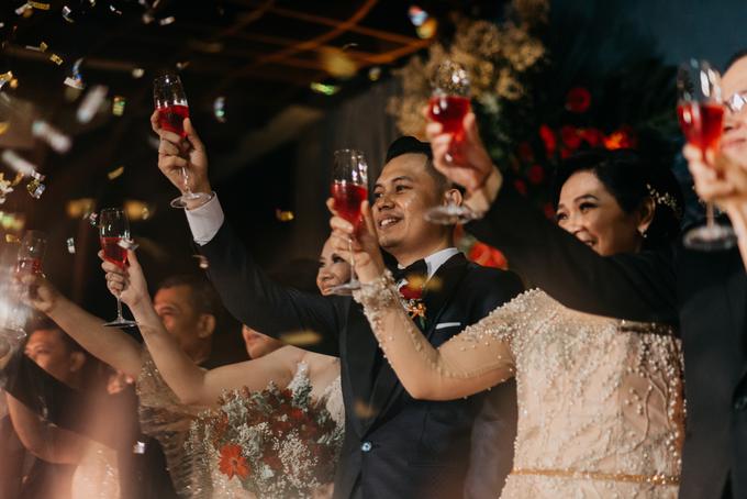 Wedding day : Ardi & Ella by CARA wedding - 031