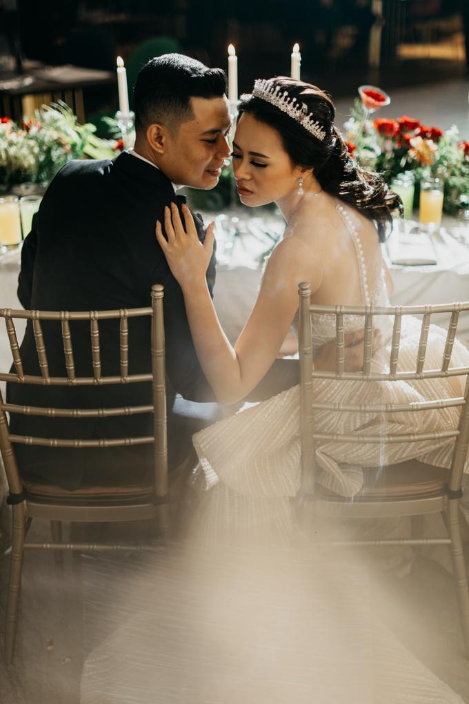 Wedding day : Ardi & Ella by CARA wedding - 033