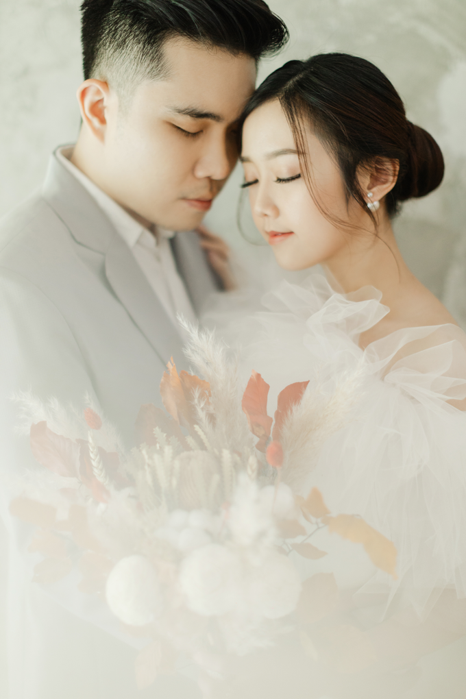 Pre wedding : Beza & Alice by CARA wedding - 001
