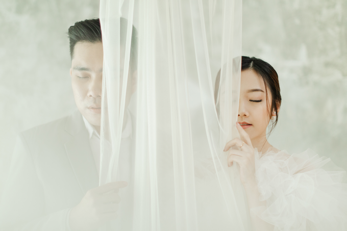 Pre wedding : Beza & Alice by CARA wedding - 003