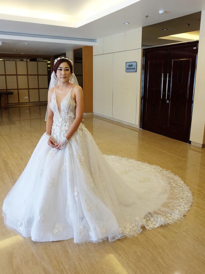 Sindy's wedding by Caramells - 001