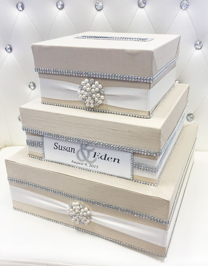 wedding card  boxes by iWedding World - 018