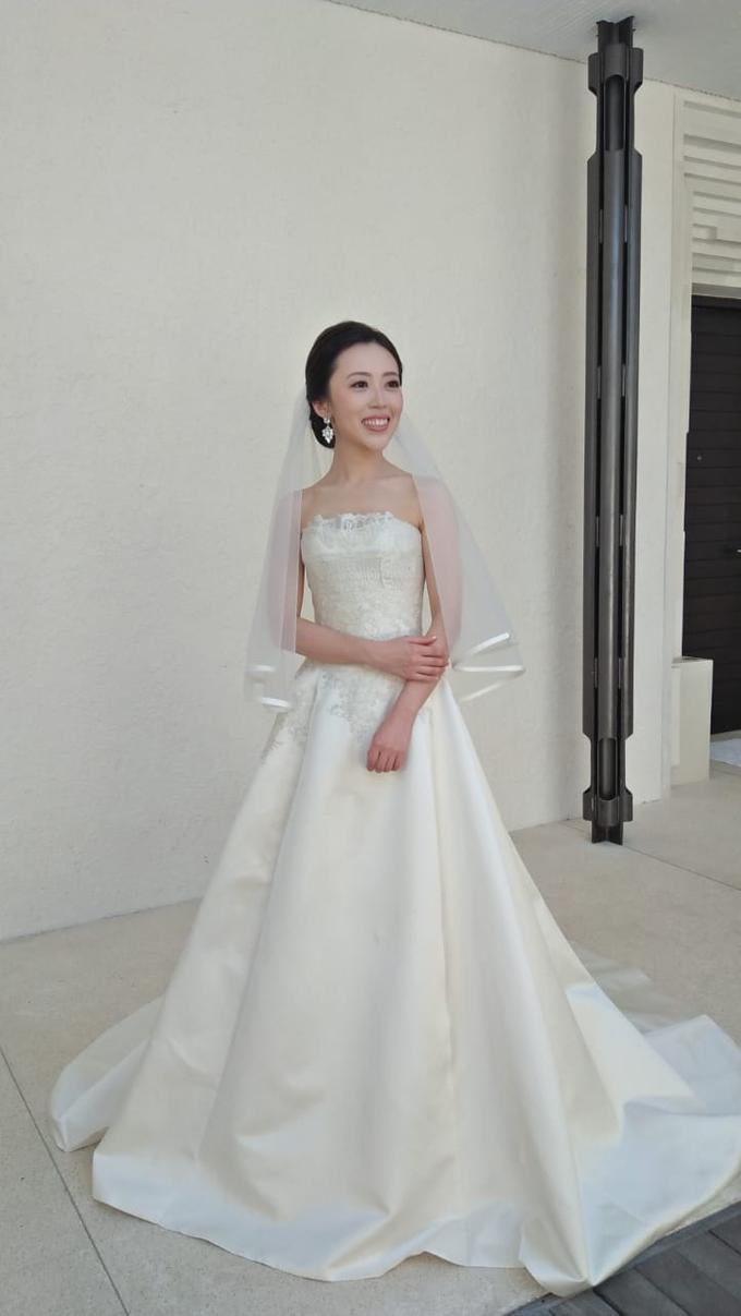Korean Glass Skin Make Up for Ms. Ivy by Carmelia & Team Make Up Artist - 001