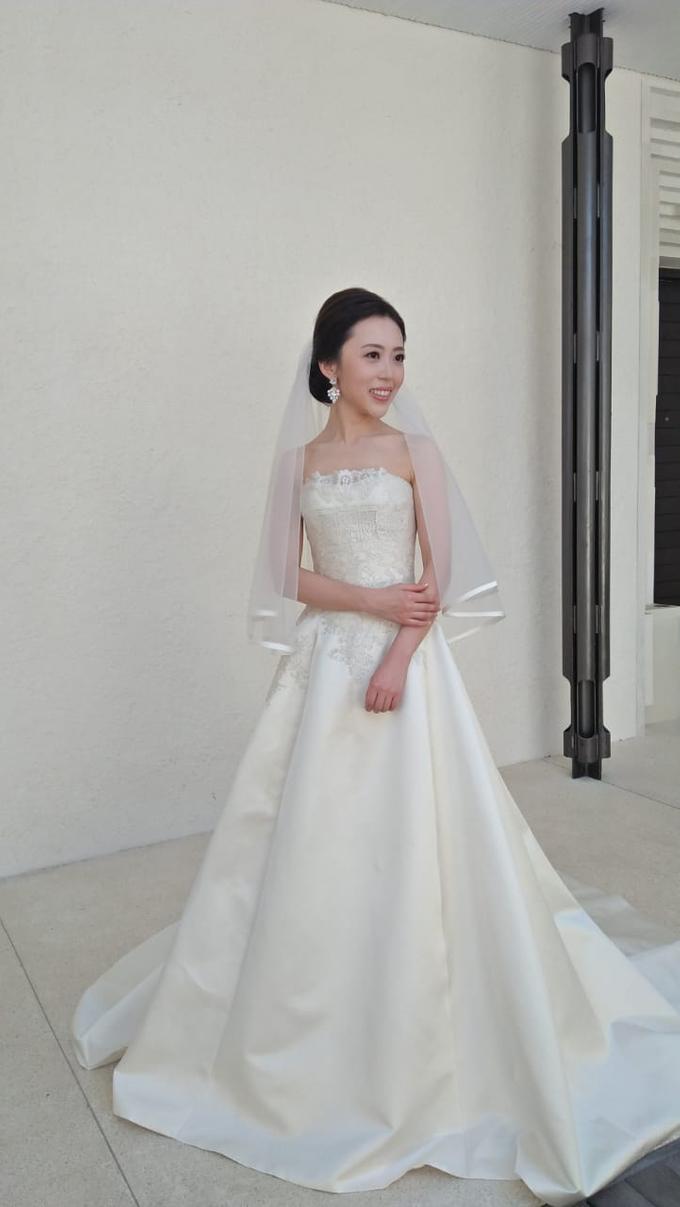 Korean Glass Skin Make Up for Ms. Ivy by Carmelia & Team Make Up Artist - 002