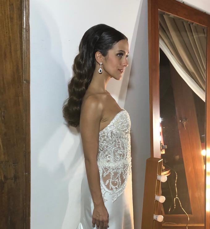 Natural Bridal Make Up for Dinner Reception  by Carmelia & Team Make Up Artist - 006